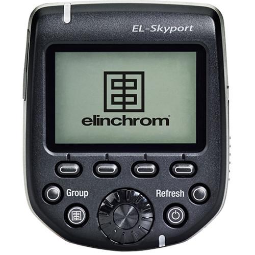 Rotolight Elinchrom EL-Skyport Transmitter Plus HS for Nikon