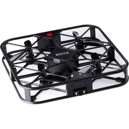 Rova Flying Selfie Drone (Black)