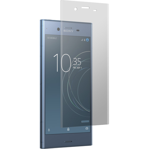 roxfit Curved Tempered Glass Screen Protector for Sony Xperia XZ1 (Clear)