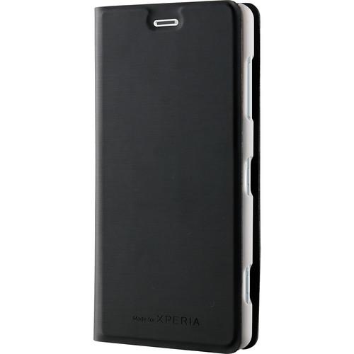 roxfit Sony Xperia XZ2 Standing Book Case (Silver)