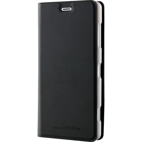 roxfit Sony Xperia XZ2 Compact Standing Book Case (Silver)