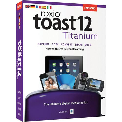 Roxio Roxio Toast 12 Titanium for Mac