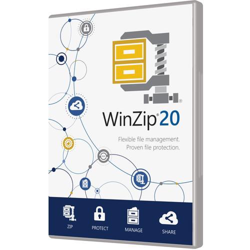 Roxio WinZip 20 Standard (Boxed)