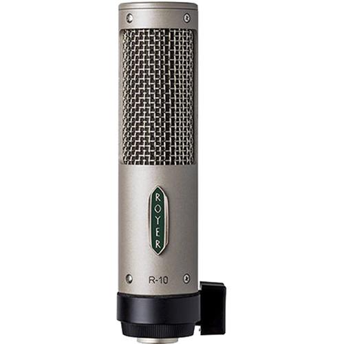 Royer Labs R-10 Studio/Live Ribbon Microphone (Single)