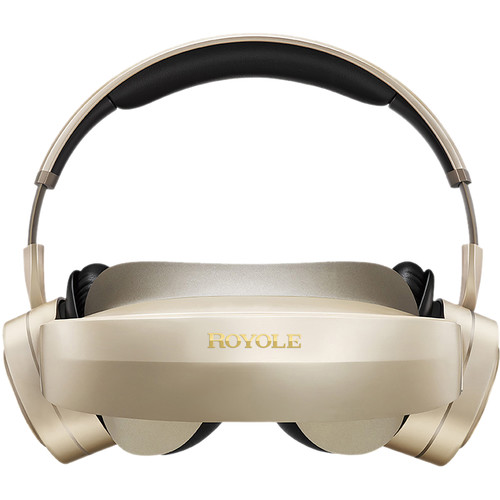 Royole Moon 3D Mobile Theater Headset (Gold)