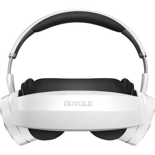 Royole Moon 3D Mobile Theater Headset (White)