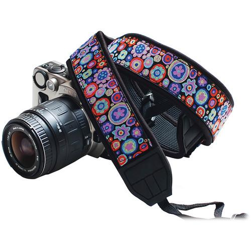 SizzleStrapz Fashion Camera Strap (Midnight Sky)