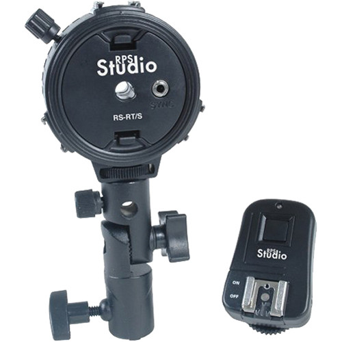 RPS Lighting Studio Wireless 2.4 GHz Speedlight Remote