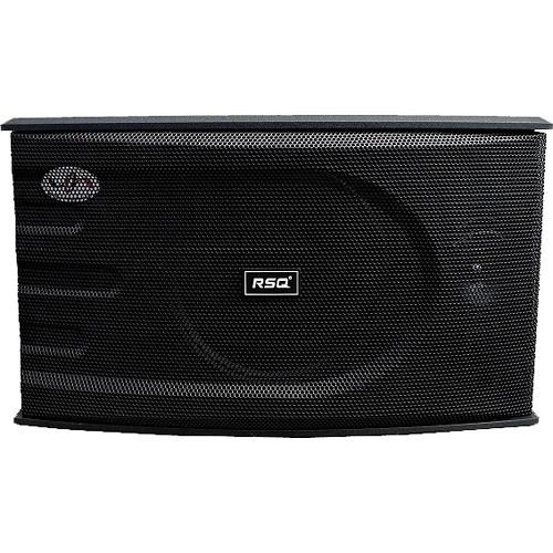 RSQ Audio TS-800 Professional 3-Way Karaoke Speaker (800W)