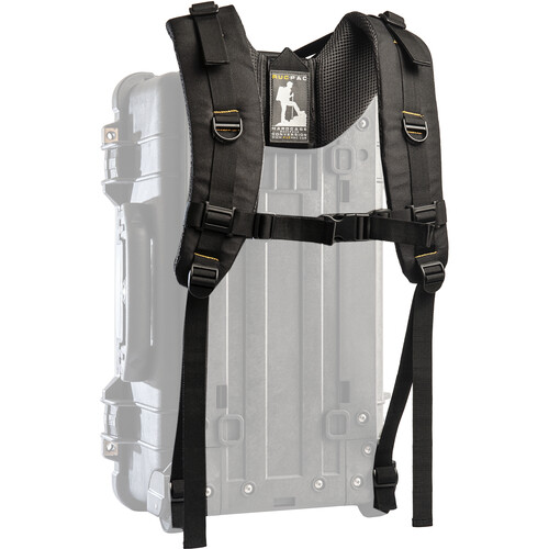 RucPac Hard Case Backpack Conversion Harness