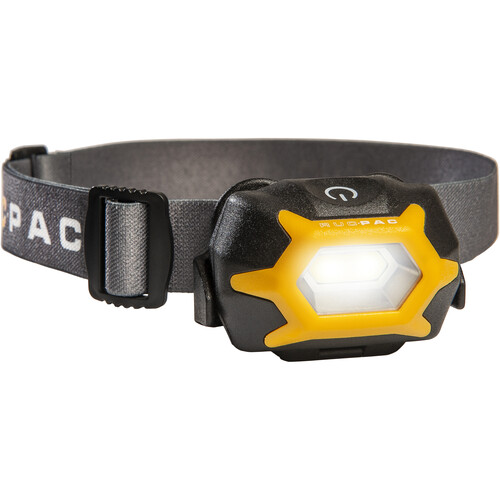 RucPac Professional Halo Headlamp