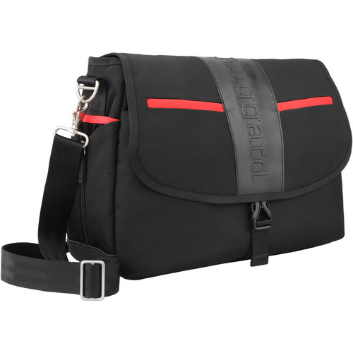 Ruggard Red Series Scarlet Tech Messenger Bag