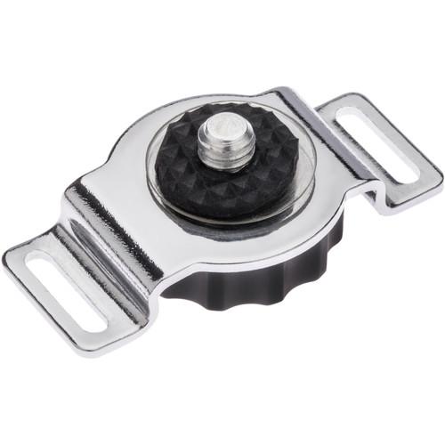 Ruggard Quickdraw Camera Strap Swivel Clip (Chrome)
