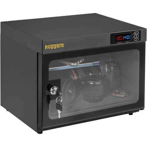 Ruggard Electronic Dry Cabinet (18L)