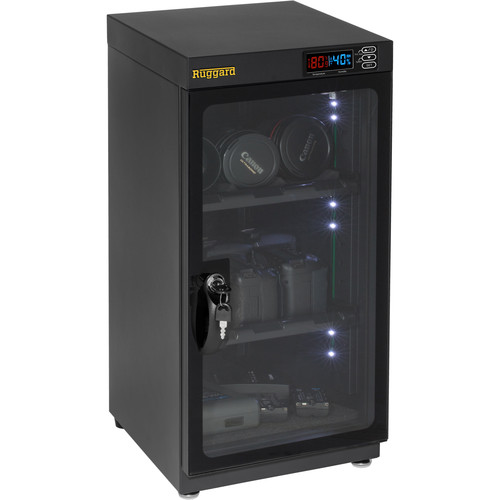 Ruggard Electronic Dry Cabinet 50l Edc 50l B Amp H Photo Video