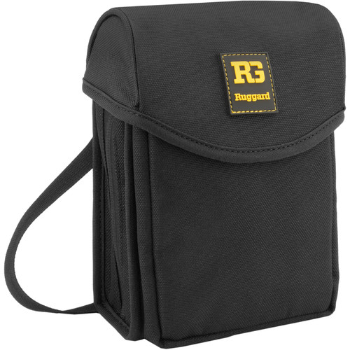 """Ruggard FPB-3108B 10-Pocket Filter Pouch for 4 x 6"""" Filters"""