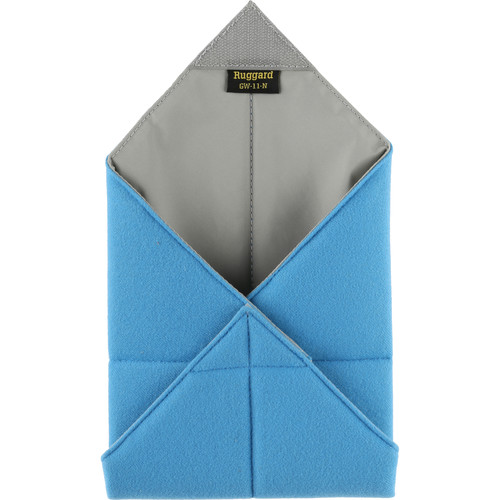 "Ruggard 11 x 11"" Padded Equipment Wrap (Blue)"