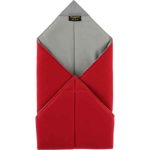 "Ruggard 15 x 15"" Padded Equipment Wrap (Red)"
