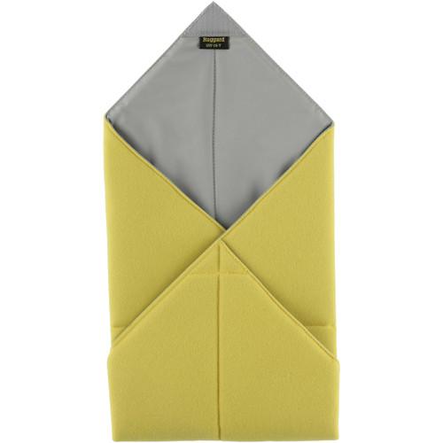 "Ruggard 19 x 19"" Padded Equipment Wrap (Yellow)"