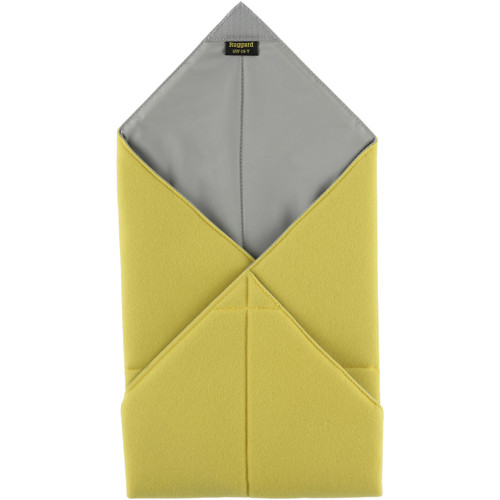 "Ruggard 19 x 19"" Padded Equipment Wrap (Yellow)"