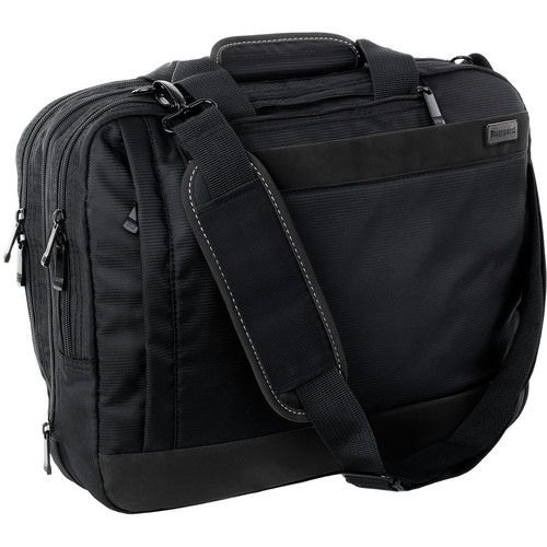 Ruggard Convertible Laptop Case (Black)
