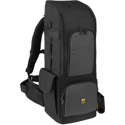 Ruggard Alpine 600 Lens Backpack for DSLR and 600/800mm Lens (Black)
