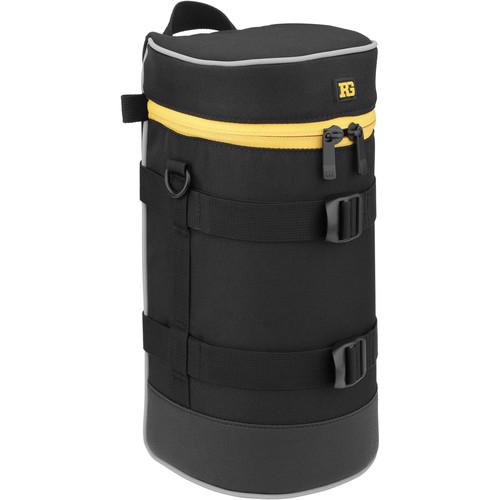 "Ruggard Lens Case 12 x 5"" (Black)"