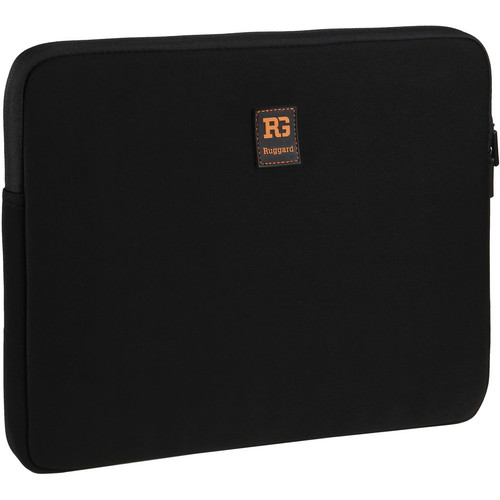 "Ruggard 14"" Ultra Thin Laptop Sleeve (Black)"