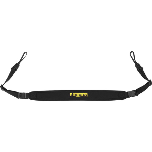 Ruggard Lux Strap Plus with Quick Hitch Connector