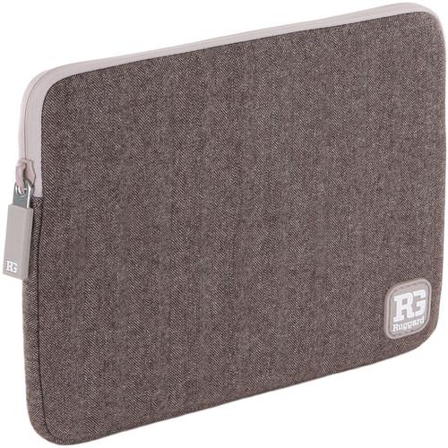 """Ruggard Herringbone Sleeve for 11 or 12"""" MacBook"""