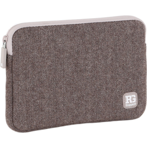 """Ruggard Herringbone Sleeve for 8"""" Tablet or iPad mini"""
