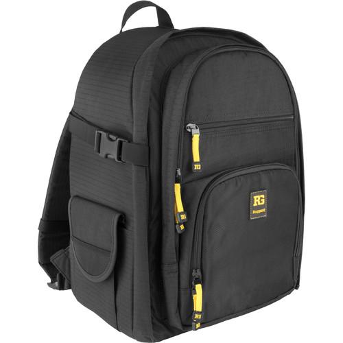 Ruggard Outrigger 65 DSLR Backpack (Black)