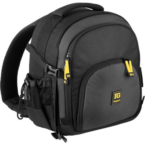 Ruggard Thunderhead 15 DSLR & Laptop Backpack (Black)