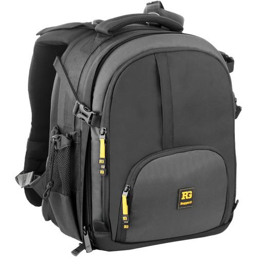 Ruggard Thunderhead 35 DSLR & Laptop Backpack (Black)
