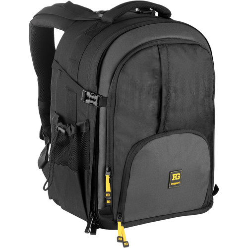 Ruggard Thunderhead 55 DSLR & Laptop Backpack (Black)