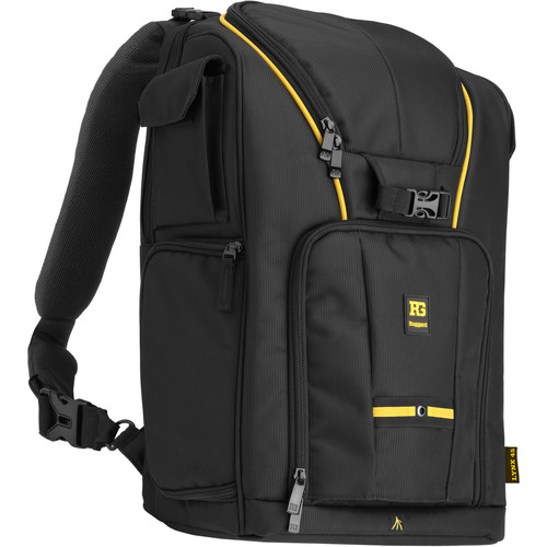 "Ruggard Lynx 45 SlingPack for DSLR and 13"" Laptop (Black, Small)"