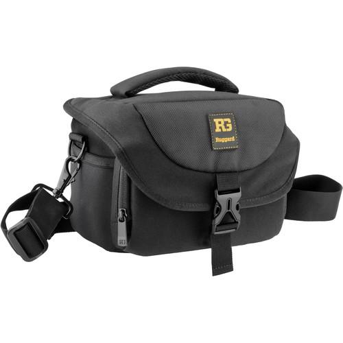 Ruggard Journey 24 DSLR Shoulder Bag (Black)