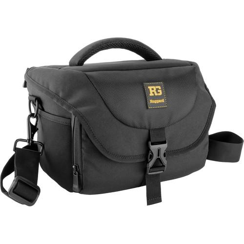 Ruggard Journey 34 Shoulder Bag (Black)