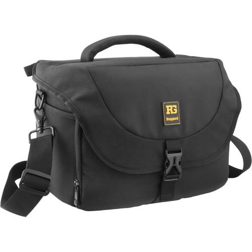 Ruggard Journey 44 DSLR Shoulder Bag (Black)