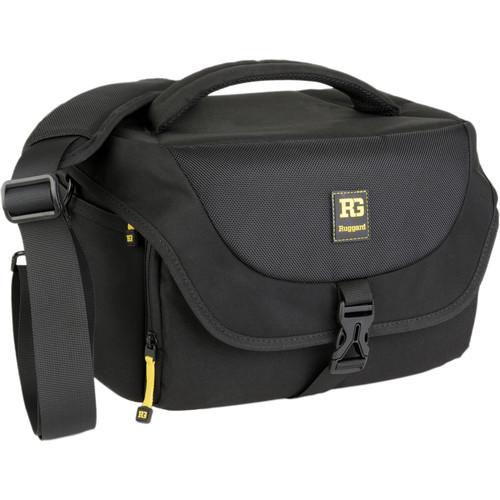 Ruggard Journey 54 DSLR Shoulder Bag (Black)