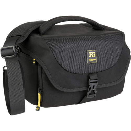 Ruggard Journey 54 DSLR Shoulder Bag (Black)