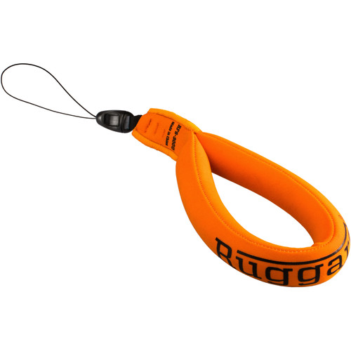 Ruggard Round Floating Wrist Strap (Orange)