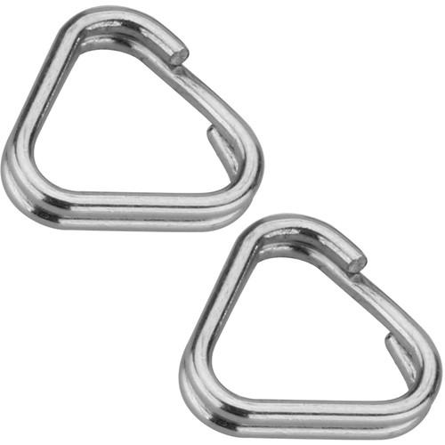 Ruggard Split D-Ring (Pair)