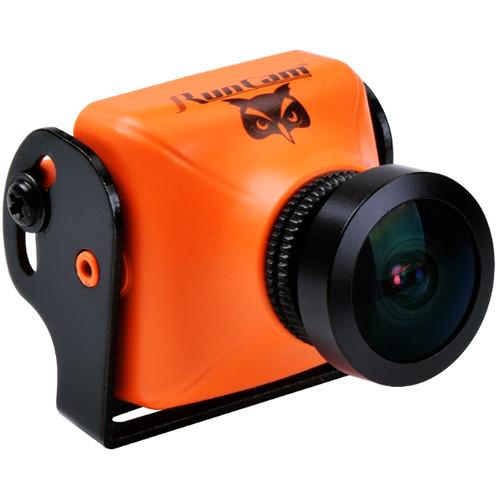 RunCam Owl Plus Starlight FPV Camera (Orange)