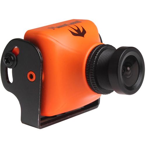 RunCam Swift Mini FPV Camera with 2.8mm Lens (IR Blocked, Orange)