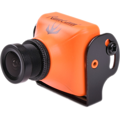 RunCam Swift Mini FPV Camera with 2.8mm Lens (IR Sensitive, Orange)