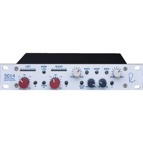 Rupert Neve Designs Portico 5014 Stereo Field Editor (Horizontal)