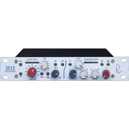 Rupert Neve Designs Portico 5015 Microphone Pre / Compressor (Horizontal)