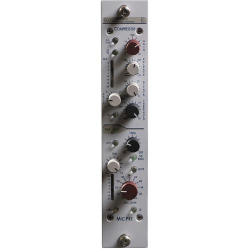 Rupert Neve Designs Portico 5015 Microphone Pre / Compressor (Vertical)