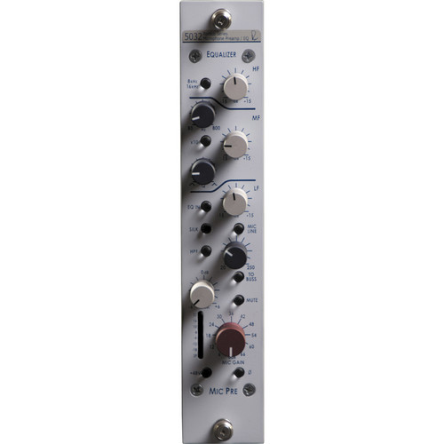 Rupert Neve Designs Portico 5032 Single-Channel Mic Pre/Equalizer (Vertical)